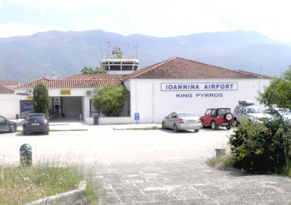 Γιάννενα: Να προσφύγει στη δικαιοσύνη για το αεροδρόμιο