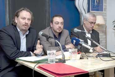 Απάντηση EpirusGate στις διώξεις του Θ. Οικονόμου