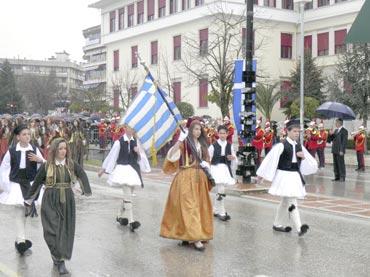 Τα Γιάννινα  γιορτάζουν την απελευθέρωσή τους, και στα δικά μας